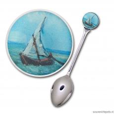 Lepel Vincent van Gogh - Seascape