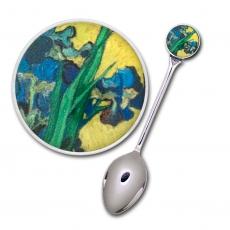 Lepel Vincent van Gogh - Irises