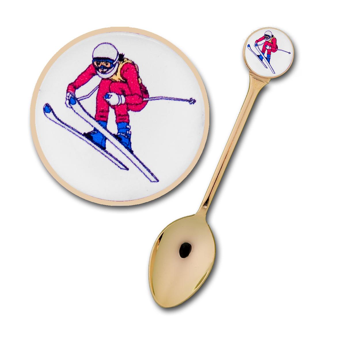R011 Ski-theelepel